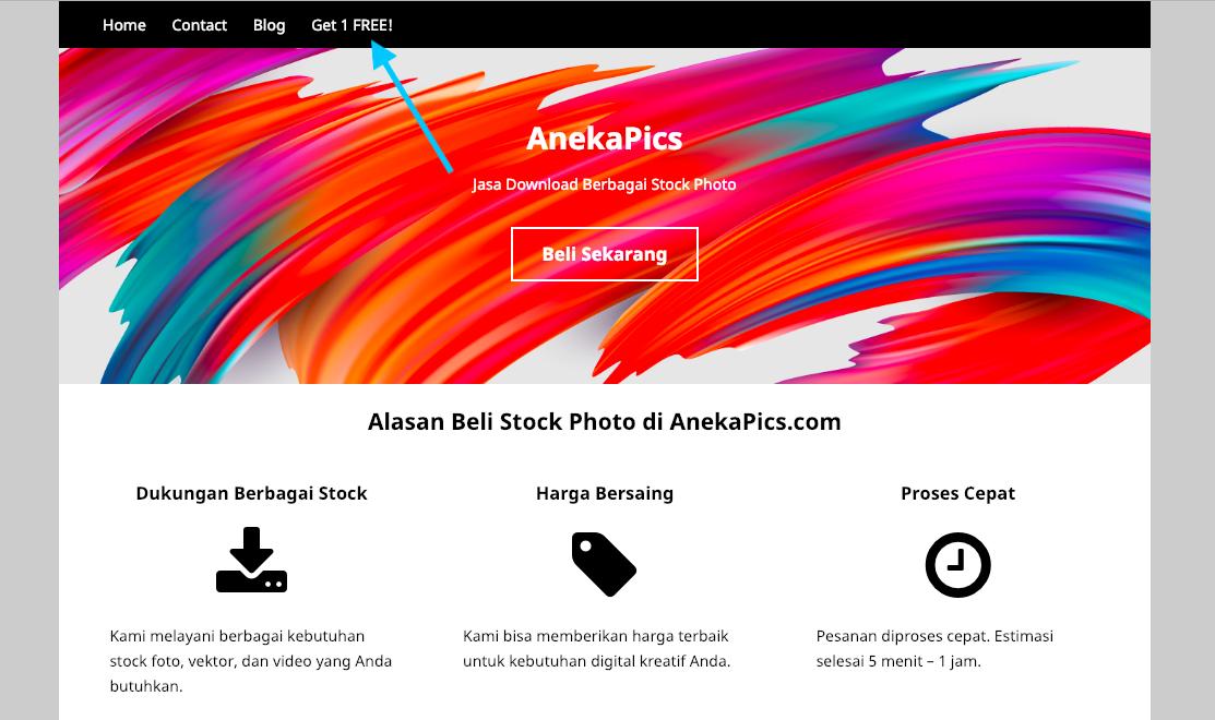 Cara Gratis Download Gambar Shutterstock