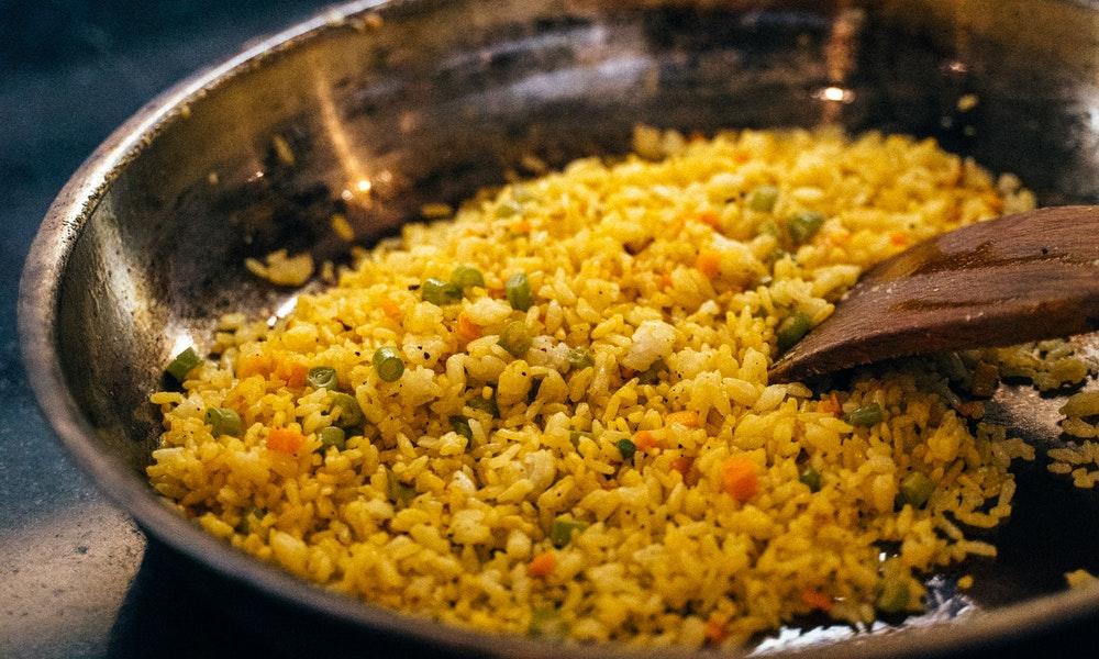 Penjual Nasi Goreng yang Telah Tiada